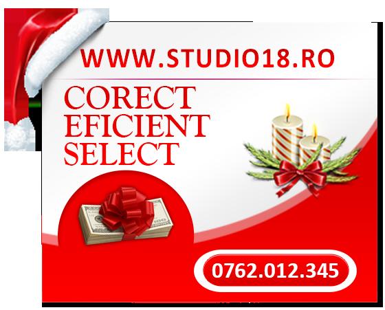 Salariu fix 2000 LEI + comision vanzari. Aplica http://www.studio18.ro