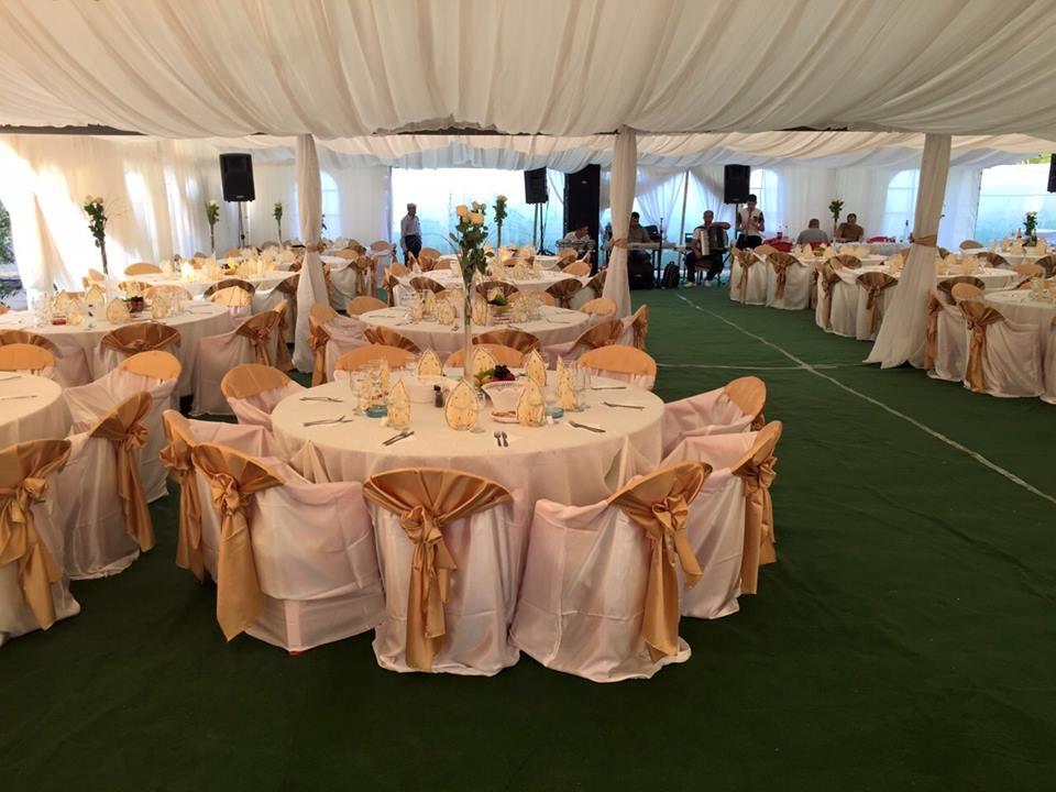 Inchiriem corturi nunta, evenimente